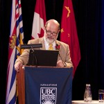 The UBC China Council: A Dinner in Honour of Dr. Justin Yifu Lin